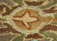 5X8 Hand Tufted Transitional Wool Rug Carpet and Rug By Jaipur Rugs