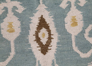 5X8 Flat Weave Wool Rug Carpet and Rug By Jaipur Rugs