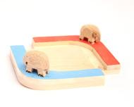 IVEI Wooden Elephant Mug Coasters (set of 2) Table Ware By i-value-every-idea