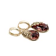 Autumn Earrings by NV pret` by Nine Vice, Art Jewellery Earring