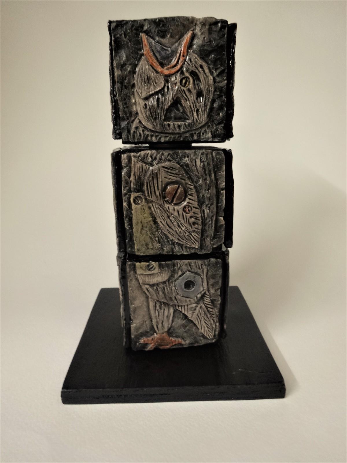 Christina banerjee '''totem birds 1''
