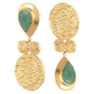 Mis-match earring by Ambar Pariddi Sahai , Art Jewellery Earring