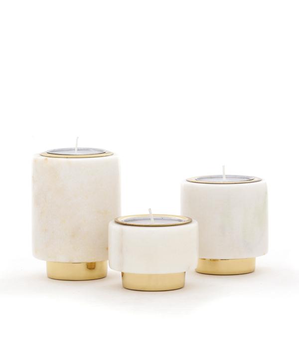 Tealight pillars 4