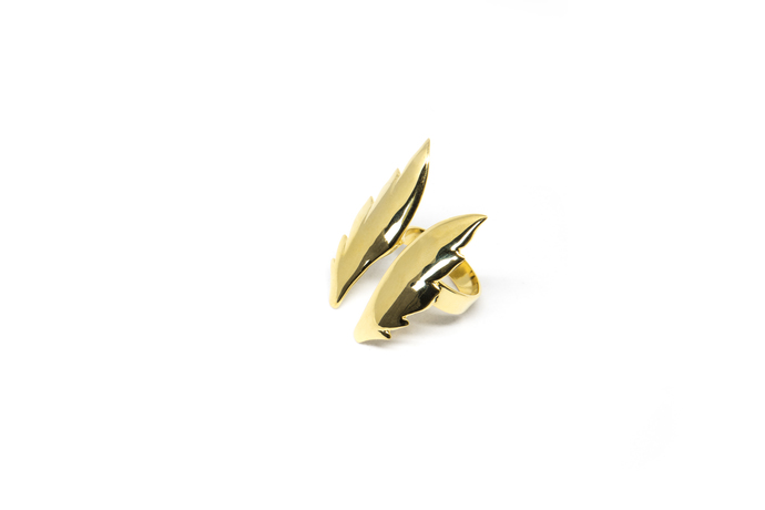 ANGEL WINGS RING by MYO , Contemporary Ring