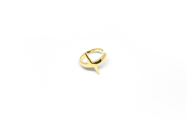 ETERNITY RING by MYO , Contemporary Ring