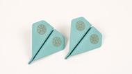 playPLANES [Light blue] Photo Frame By Rayden Design Studio
