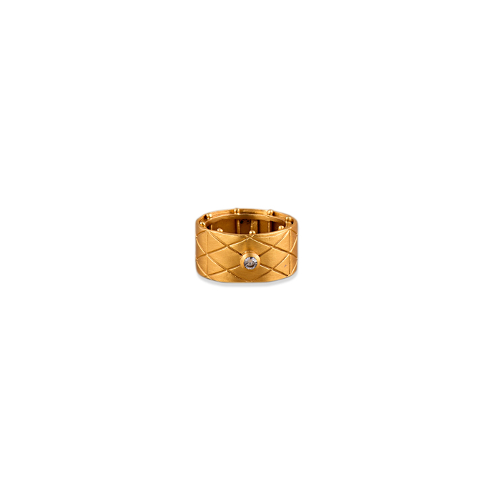THE GOLDEN BAND by Symetree, Art Jewellery Ring