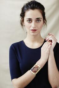 Heritage Cuff by Eisha Designs, Contemporary Bracelet
