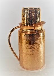 COURTYARD JAIPURI SURAHI JUG & GLASS LARGE Kitchen Ware By COURTYARD