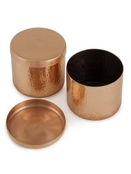 COURTYARD JAIPURI TRINKET SMALL SET OF 2 Kitchen Ware By COURTYARD