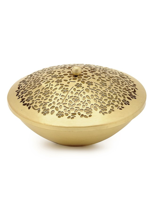 Courtyard amber nut bowl%28white%291