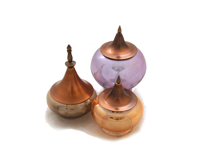 Spire jewel jar collection  %283%29