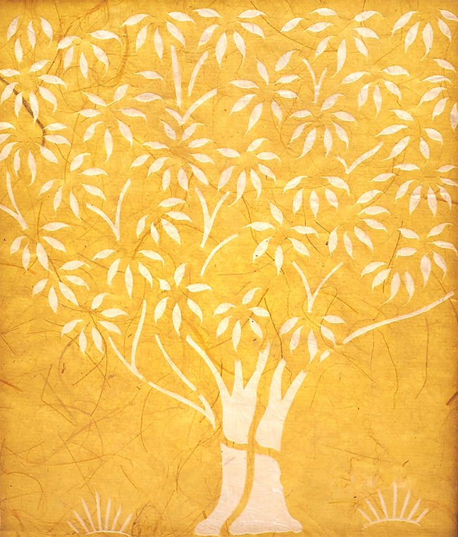 J sanjhi lamp tol yellow b s1