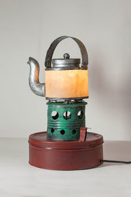 Stove Kettle Lamp Table Lamp By THE ART SPA