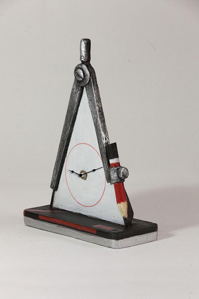 Compass tableclock4