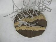 Golden way by Jignesh Jariwala, Art Deco Sculpture | 3D, Wood , Scrap and Metal, Gray color
