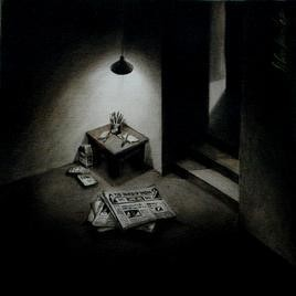 02 LifeCorner 2007 by Shrikant Kolhe, , , Black color
