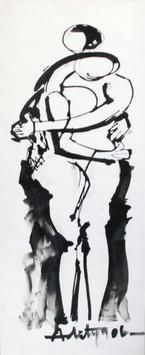 Holding by Aditya Dev, , , Gray color