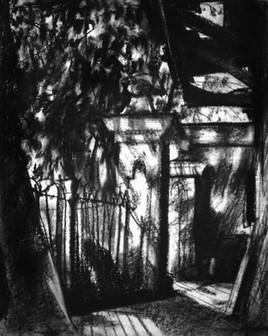 The Shadows by Sumantra Mukherjee, , , Gray color