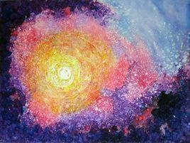 Stardust by Hufreesh Dumasia Chopra, , , Blue color