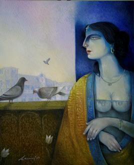 Andarmahal by Arun Kumar Samadder, , , Brown color