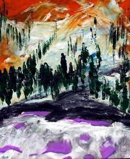 Nature-57 by Aditya Dev, , , Brown color