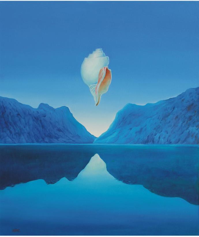 Journey 6 By Artist Animesh Nandi Surrealism Surrealism