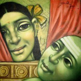 looking by Apet Pramod Mahadev, , , Beige color