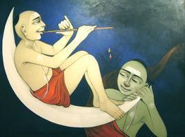My Dream by Apet Pramod Mahadev, , , Green color