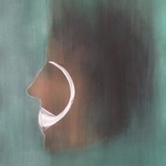 Untitled 14 by Sachin Shinde, Painting, Gouache on Paper, Green color