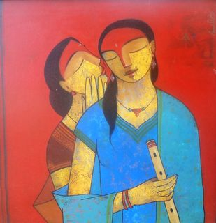 Friends 116 Print By Ganesh Patil