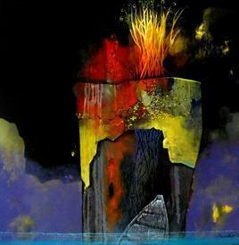 The Other Truth by Pradip Sengupta, , , Black color