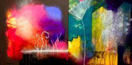 Fear Of Joy by Pradip Sengupta, , , Brown color
