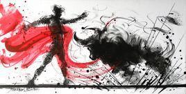 Bull-2 by Shekhar Ballari, , , Gray color