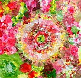 Flower Power by Sumit Mehndiratta, , , Brown color
