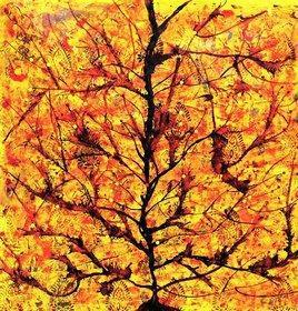 Pushpatra by Sumit Mehndiratta, , , Brown color
