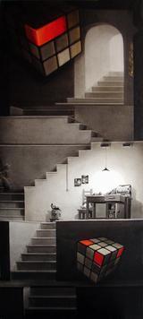 Life Corner 05 by Shrikant Kolhe, , , Brown color