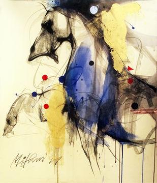 Untitled I Digital Print by Mithun Dutta,Illustration, Illustration