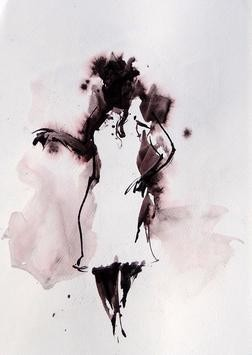 Drawing 10 by Tirthankar Biswas, Painting, Ink on Paper, Gray color