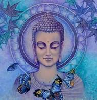 Buddha5 - Painting by Vani Chawla