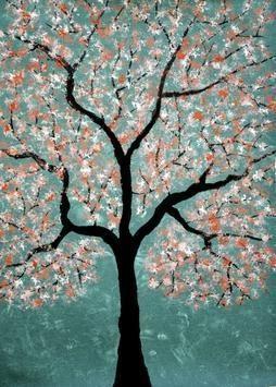 Treescape1 - Painting by Sumit Mehndiratta