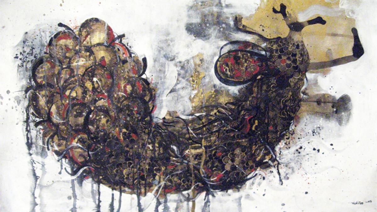 Bird Digital Print by Abhijit Pawaskar,Conceptual, Conceptual