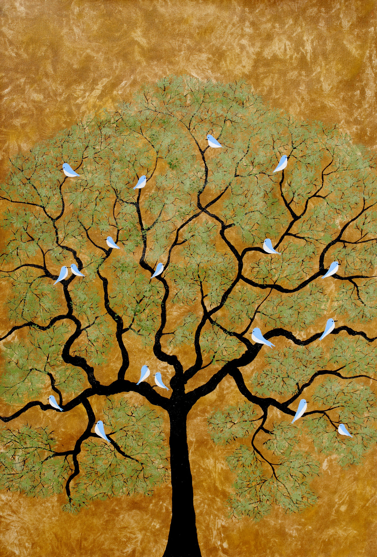 Bythetree Digital Print by Sumit Mehndiratta,