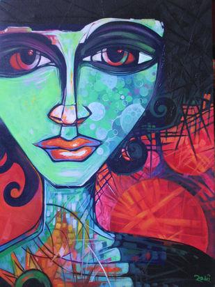 The girl in my Dreams Artwork By Studio Zaki