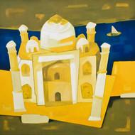 Part of Incredible Digital Print by Dipak Asole,Decorative