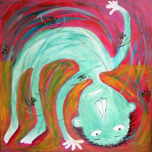 Troubled Artwork By Shefali Nayan