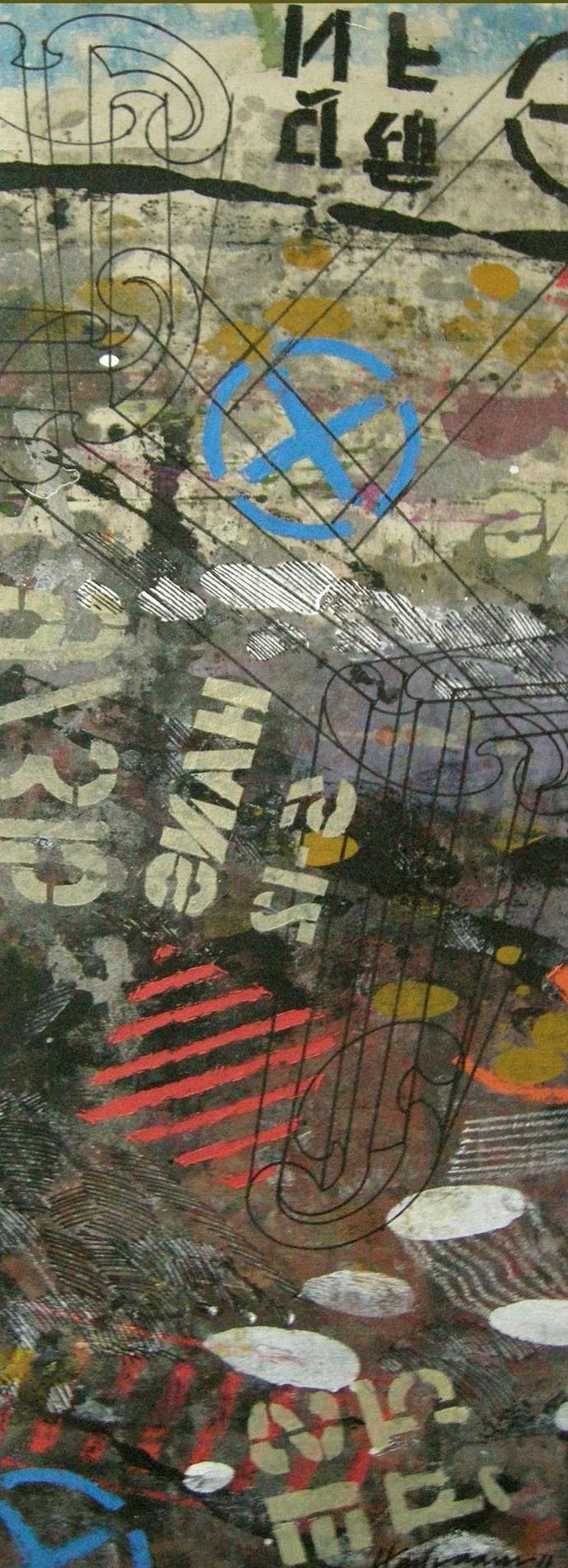 Time Travel V - Painting by Hariraam V