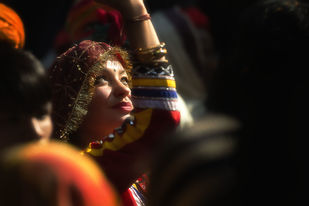 The Dancer - Photograph by Jayati Saha