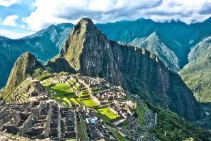 Machu Picchu, Peru - Photograph by Asis Kumar Sanyal