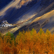 Faraway monastery